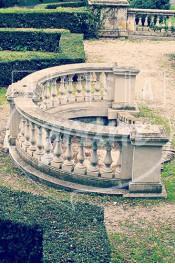 Alphabet photography, alfagram, letter art, C photo gift, rome garden