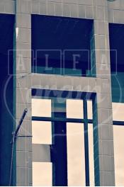 Alphabet photographique. Alfagram, lettre A. Objet déco. Un cadeau photo personnalisé et original. Rue parisienne.