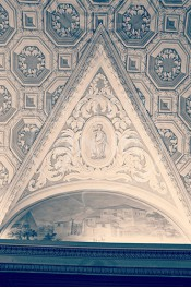 Alphabet photography. Alfagram, Letter art A. Personalized letter art. Perfect gift using alphabet photos. Roma church