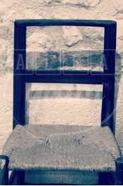 Alphabet photographique. Alfagram, lettre A. Objet déco. Un cadeau photo personnalisé et original. Village de France