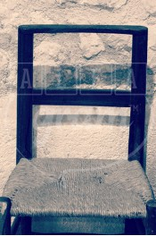 Alphabet photography. Alfagram, Letter art A. Personalized letter art. Perfect gift using alphabet photos. French village