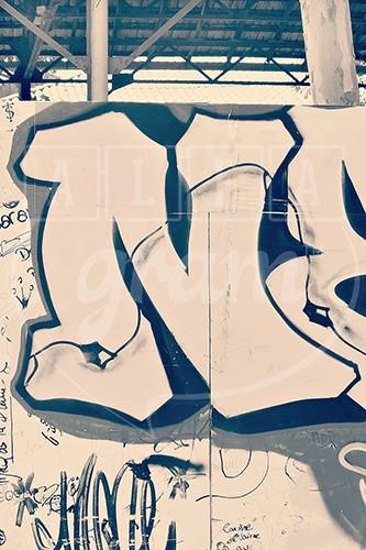 Alphabet photography Alfagram Art letter N  Alfagram